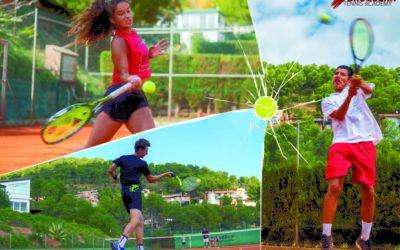 BRUGUERA TENNIS ACADEMY – Dein Tag beginnt mit Tennis ab 9 Jahre