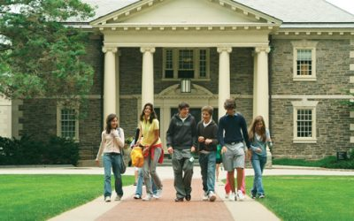 HAVERFORD COLLEGE – Learn and smile in the same language 10 – 18 Jahre